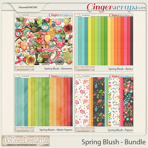 Spring Blush - Bundle