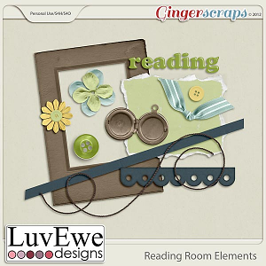 Reading Room Element Pack