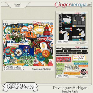 Travelogue Michigan - Bundle Pack