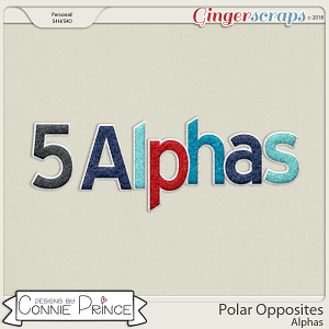 Polar Opposites - Alpha Pack AddOn by Connie Prince