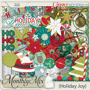 Monthly Mix: Holiday Joy