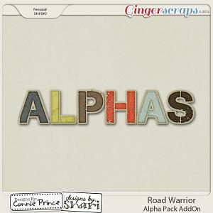 Retiring Soon - Road Warrior - Alpha Pack AddOn