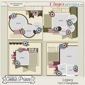 Legacy - 12x12 Templates (CU Ok)
