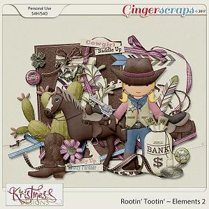 Rootin' Tootin' Elements 2