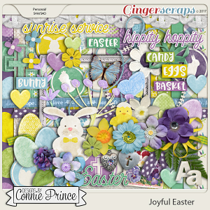 Joyful Easter - Kit