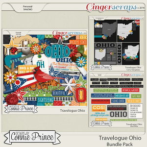 Travelogue Ohio - Bundle Pack