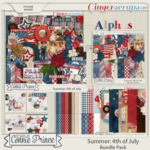 4th Of July- Core Bundle