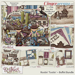 Rootin' Tootin' Buffet Bundle