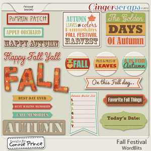 Retiring Soon - Fall Festival - WordBits
