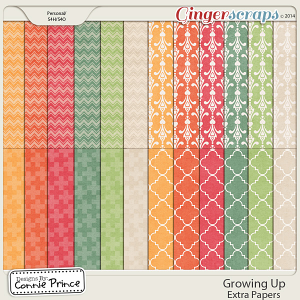 Growing Up - Extra Papers