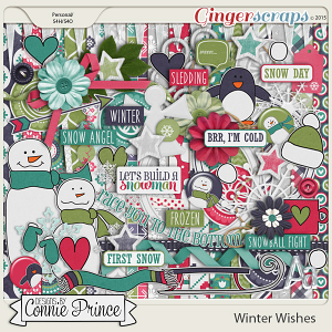 Winter Wishes - Kit