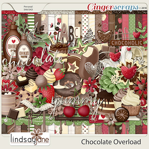 Chocolate Overload by Lindsay Jane