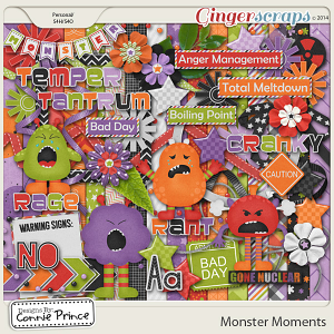 Monster Moments - Kit