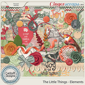 The Little Things - Elements