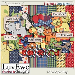 """A """"Zoo""""per Day"""