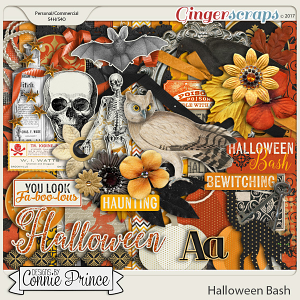 Halloween Bash - Kit
