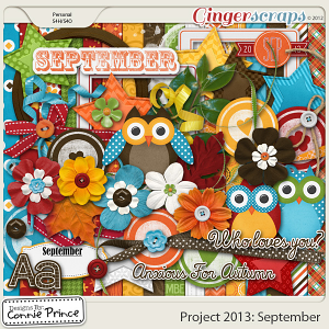 Project 2013:  September - Kit
