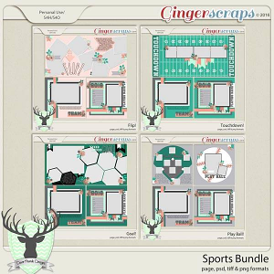 Sports Template Bundle
