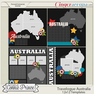Travelogue Australia - 12x12 Temps (CU Ok)
