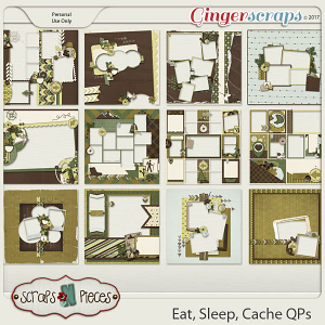 Eat.Sleep.Cache. Quick Pages