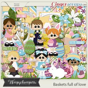 Baskets full of love