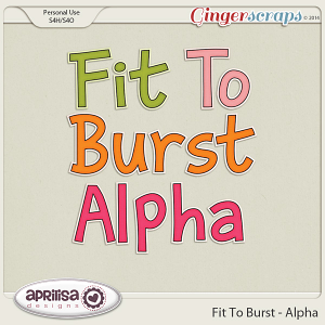 Fit To Burst - Alpha