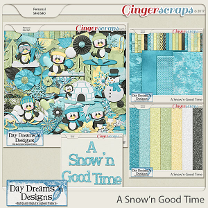A Snow'n Good Time {Bundled Collection} by Day Dreams 'n Designs