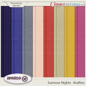 Summer Nights - Krafties