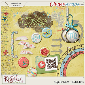 August Daze Extra Bits