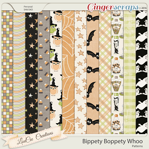 Bippety Boppity Whoo Patterns