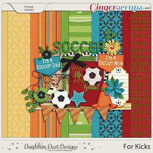 For Kicks By Dandelion Dust Designs