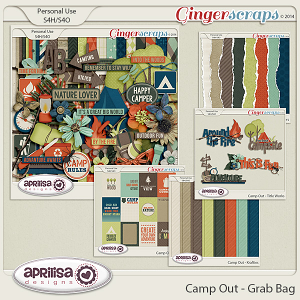 Camp Out - Grab Bag