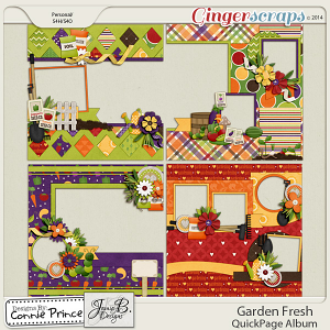 Garden Fresh - QuickPage Album
