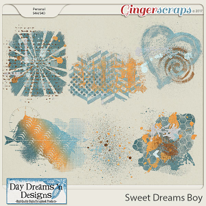 Sweet Dreams Boy {Paint} by Day Dreams 'n Designs
