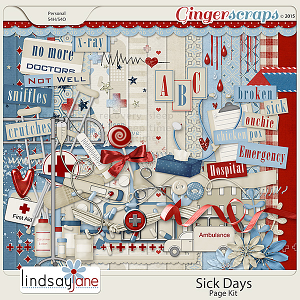Sick Days by Lindsay Jane