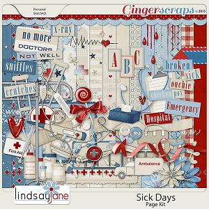 Sick Days by Lindsay Jane