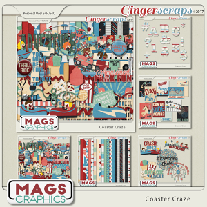Coaster Craze BUNDLE by MagsGraphics