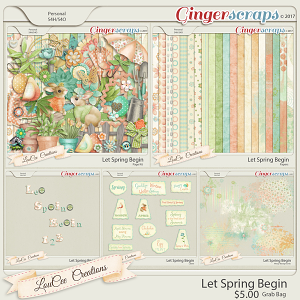 Let Spring Begin Grab Bag