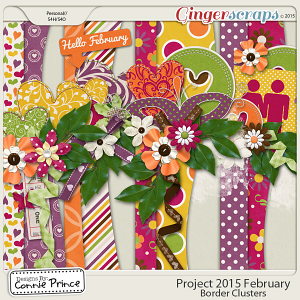 Project 2015 February - Border Clusters