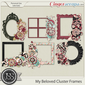My Beloved Cluster Frames
