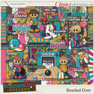 Bowled Over by BoomersGirl Designs