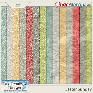 Easter Sunday {Glitters} by Day Dreams 'n Designs