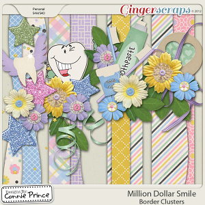 Retiring Soon - Million Dollar Smile - Border Clusters