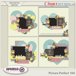 Picture Perfect 164 by Aprilisa Designs