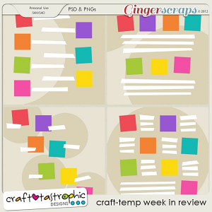 Craft-Templates Week-In-Review