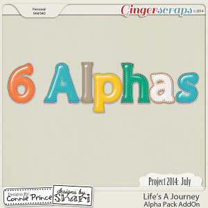 Retiring Soon - Project 2014 July: Life's A Journey - Alpha Pack AddOn