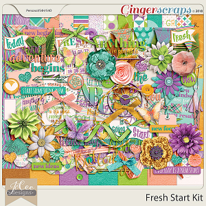 Fresh Start Kit by JoCee Designs