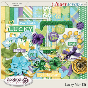 Lucky Me Kit by Aprilisa Designs