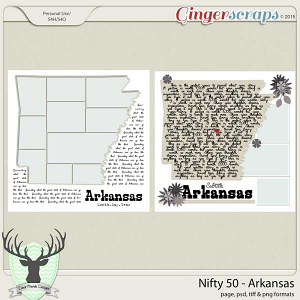 Nifty 50: Arkansas