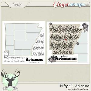 Nifty 50: Arkansas